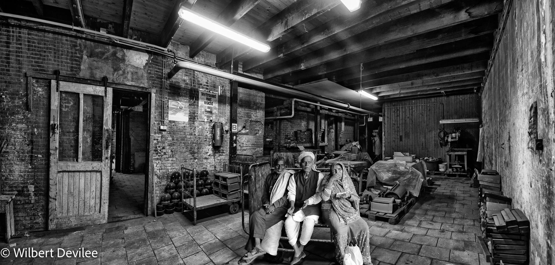 Excursie Ginjaar Kleiwarenfabriek